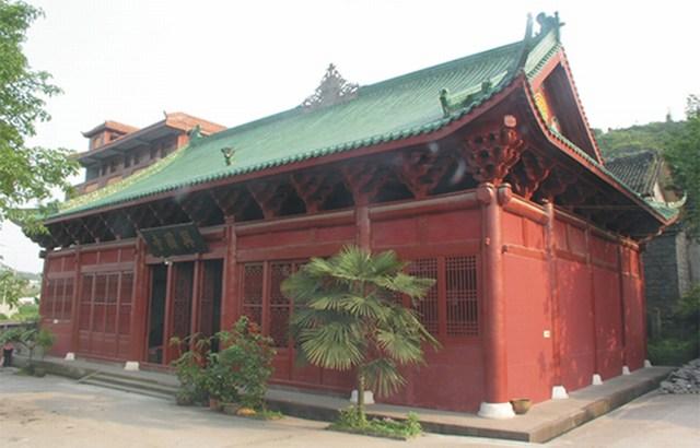 广安兴国寺大雄宝殿维修设计