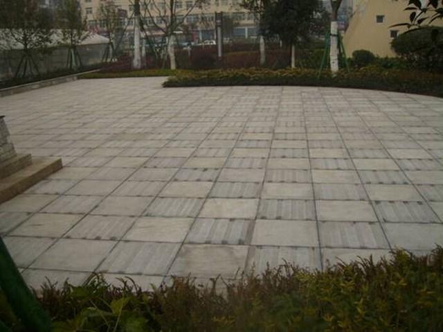 成都市动物园一期地下停车场及街头绿地建设设计验收